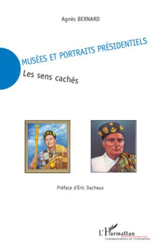 Couverture Musées et portraits présidentiels