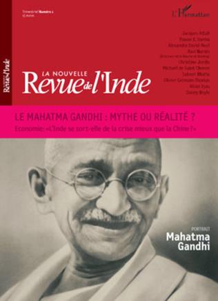 Couverture La Nouvelle Revue de l'Inde n°1