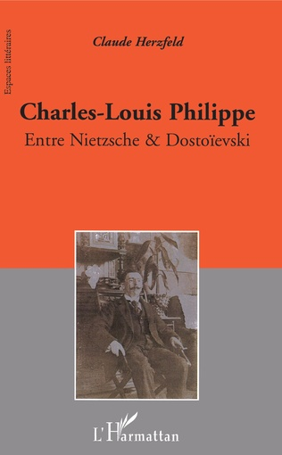 Couverture Charles-Louis Philippe