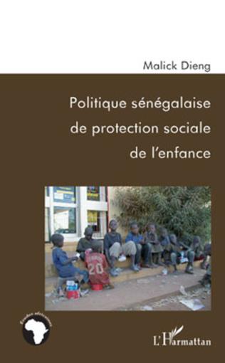 Couverture Politique sénégalaise de protection sociale de l'enfance