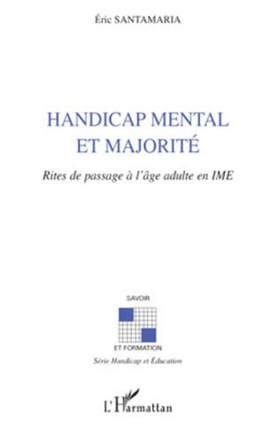 Couverture Handicap mental et majorité