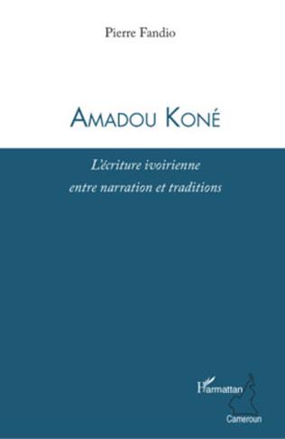 Couverture Amadou Koné