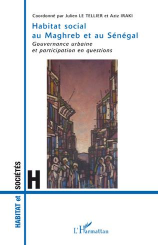 Couverture Habitat social au Maghreb et au Sénégal