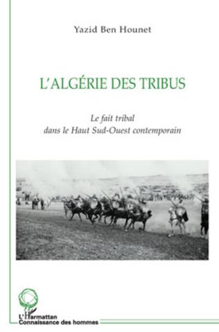 Couverture L'Algérie des tribus