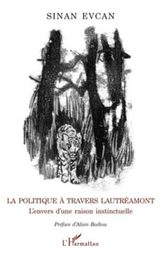 Couverture La politique à travers Lautréamont