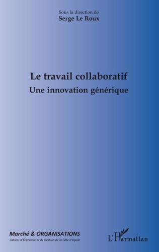 Couverture Le travail collaboratif
