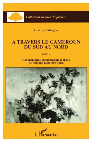 Couverture A travers le Cameroun du Sud au Nord (Tome 2)