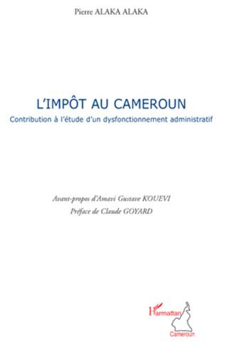 Couverture L'impôt au Cameroun