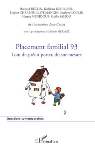 Couverture Placement familial 93