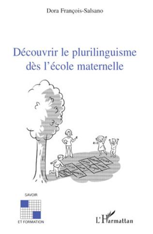 Couverture Découvrir le plurilinguisme dès l'école maternelle