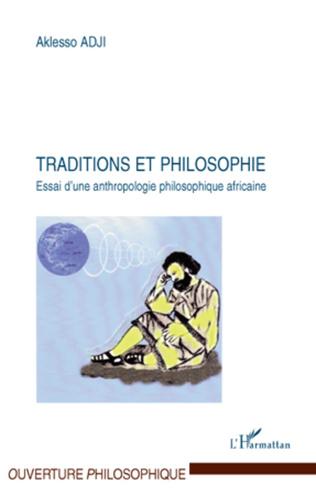 Couverture Traditions et philosophie
