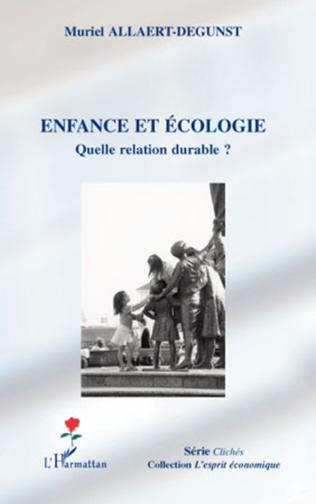 Couverture Enfance et écologie