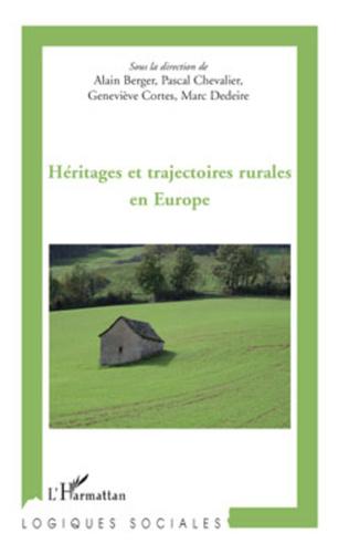 Couverture Héritages et trajectoires rurales en Europe