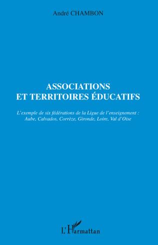 Couverture Associations et territoires éducatifs