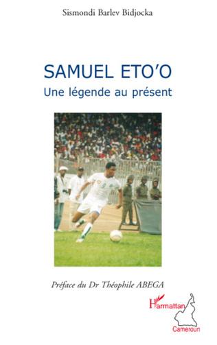 Couverture Samuel Eto'o