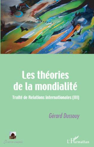 Couverture Les théories de la mondialité