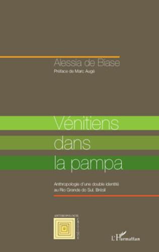Couverture Vénitiens dans la Pampa