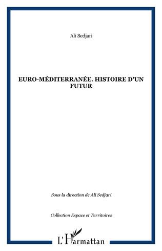 Couverture Euro-Méditerranée. Histoire d'un futur