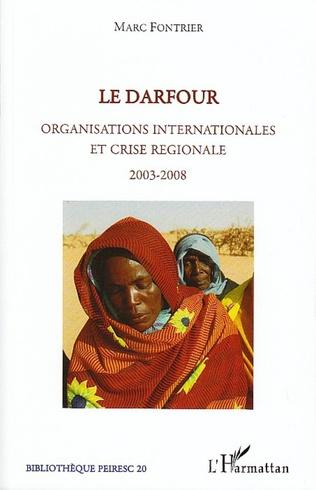 Couverture Le Darfour