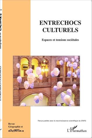 Couverture Entrechocs culturels