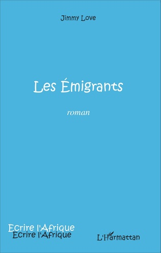 Couverture Les Emigrants
