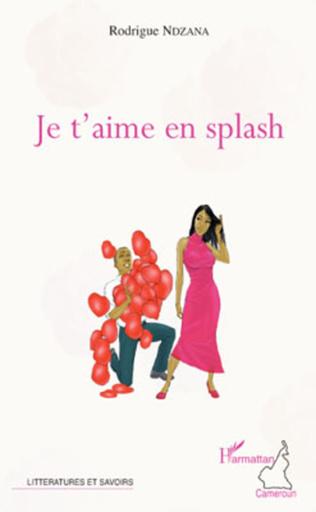 Couverture Je t'aime en splash