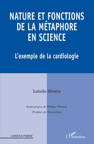 Couverture Nature et fonctions de la métaphore en science
