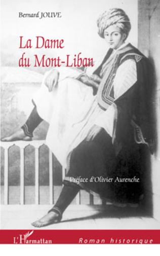 Couverture La Dame du Mont-Liban