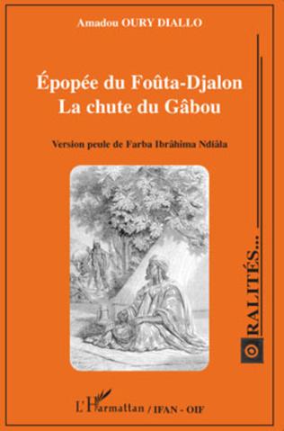 Couverture Epopée du Foûta-Djalon