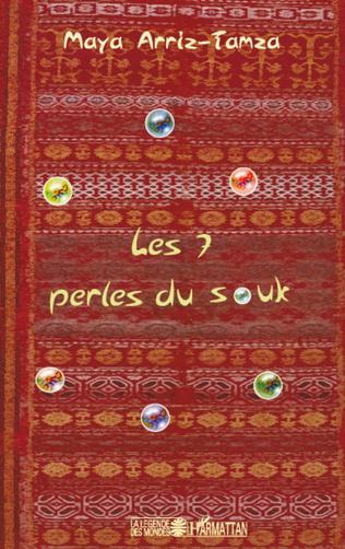 Couverture Les 7 perles du souk