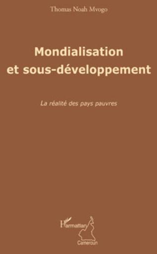 Couverture Mondialisation et sous-développement