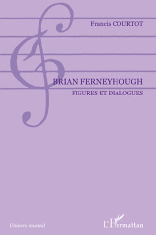 Couverture Brian Ferneyhough