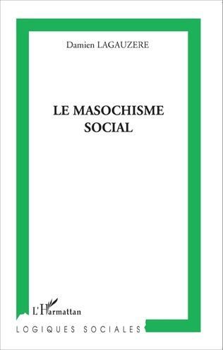 Couverture Le masochisme social