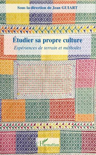 Couverture Etudier sa propre culture