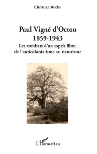 Couverture Paul Vigné d'Octon (1859-1943)