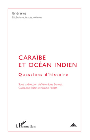 Couverture Caraïbe et Océan indien