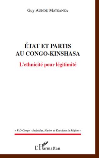 Couverture Etats et partis au Congo-Kinshasa