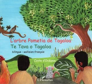 Couverture L'arbre Pometia de Tagaloa