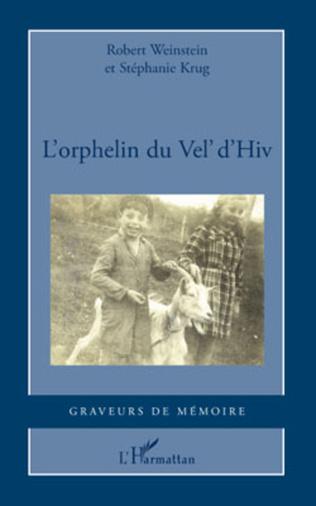 Couverture L'Orphelin du Vel' d'Hiv