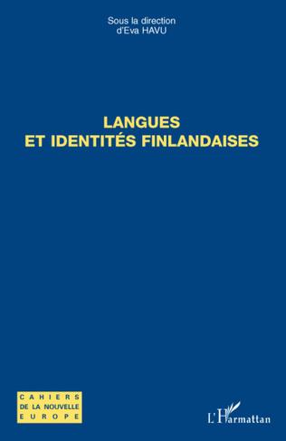 Couverture Langues et identités finlandaises