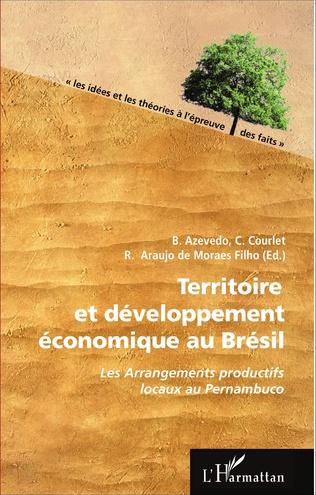 Couverture Territoire et développement économique au Brésil