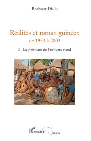 Couverture Réalités et roman guinéen de 1953 à 2003 T2