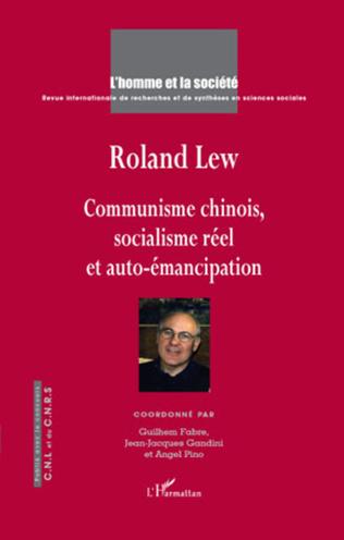 Couverture Roland Lew