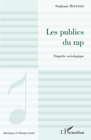 Couverture Les publics du rap