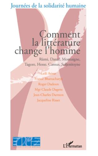 Couverture Comment la littérature change l'homme