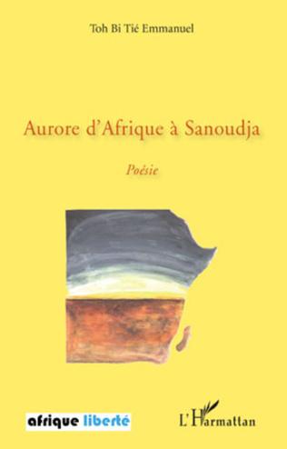 Couverture Aurore d'Afrique à Sanoudja