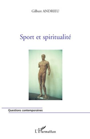 Couverture Sport et spiritualité