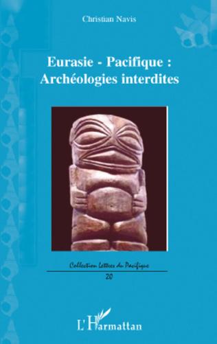 Couverture Eurasie-Pacifique : archéologies interdites