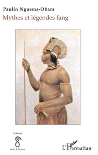 Couverture Mythes et légendes Fang