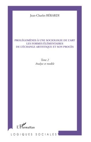 Couverture Prolégomènes à une sociologie de l'art les formes élémentaires de l'échange artistique et son procès